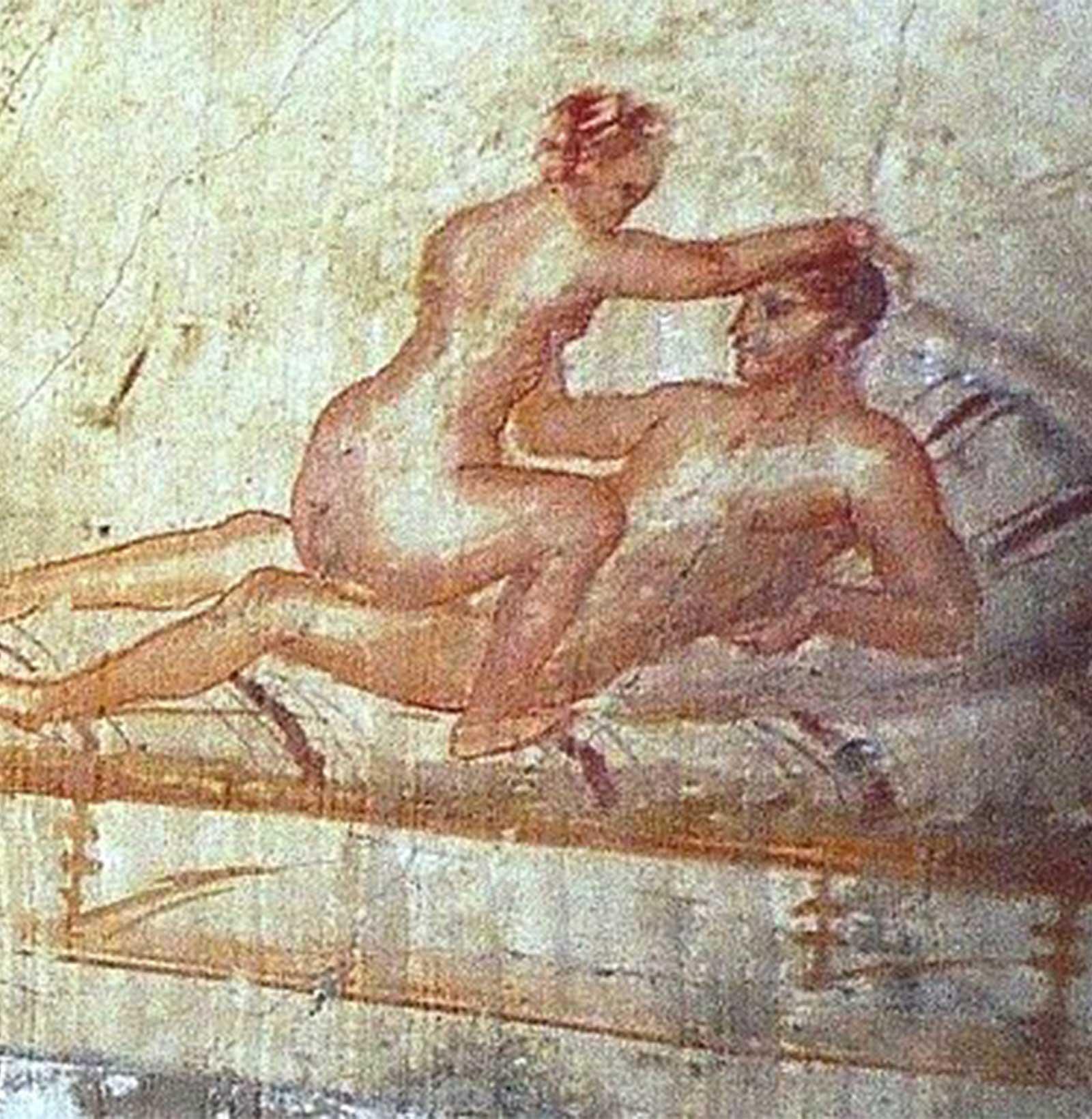 Erotic Art In Pompeii
