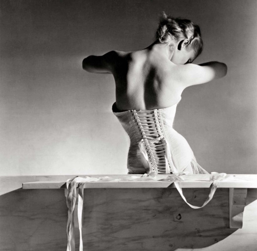 Corset photographed by Horst P. Horst in 1939