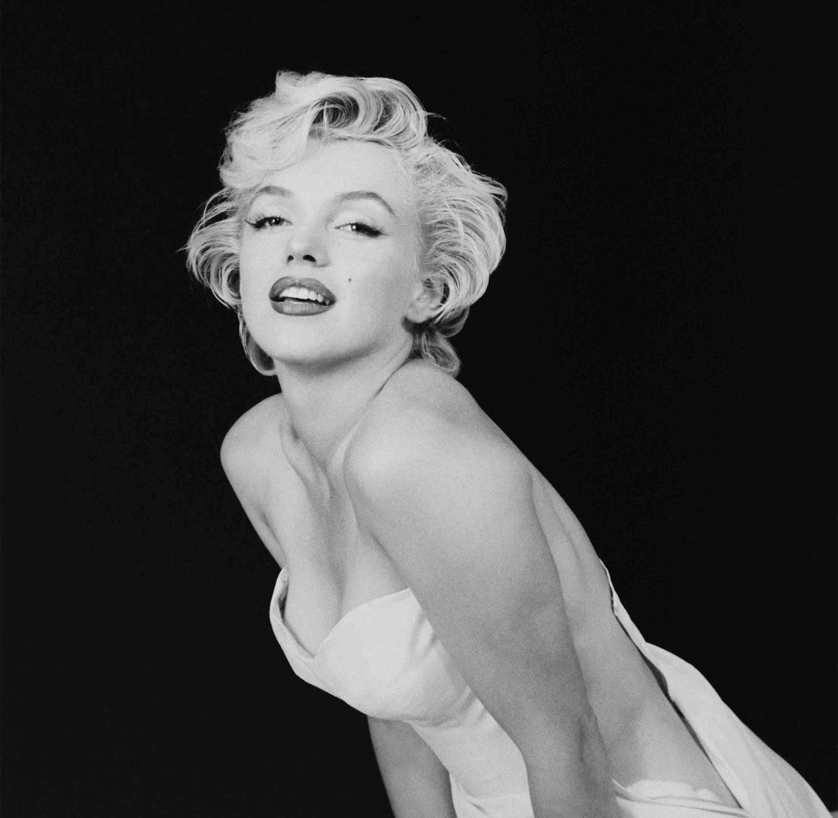Marilyn Monroe sexy ballerina by Peter Sneyder