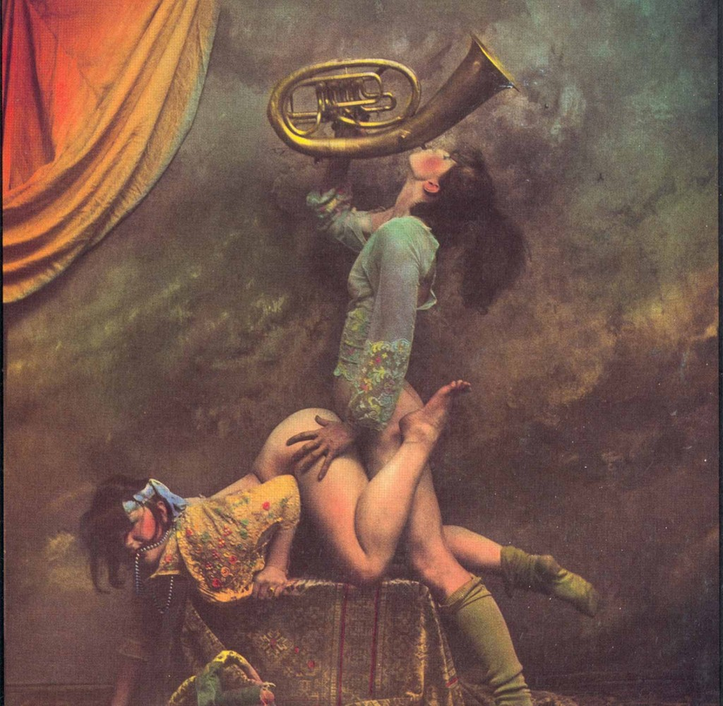 Victory on the Sea by Jan Saudek