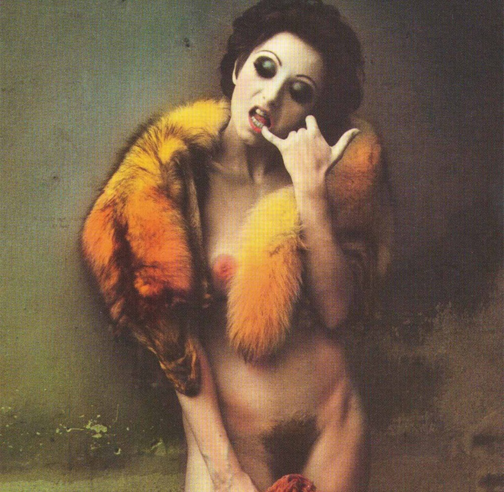Who Cares nude photography by Jan Saudek