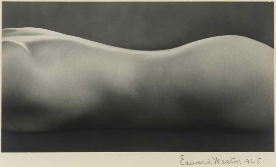 Edward Weston 1925 Photograph