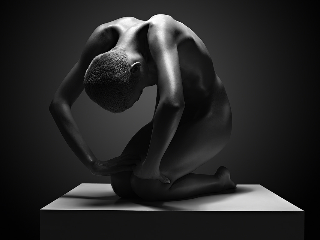 Nude Sculptural Photography
