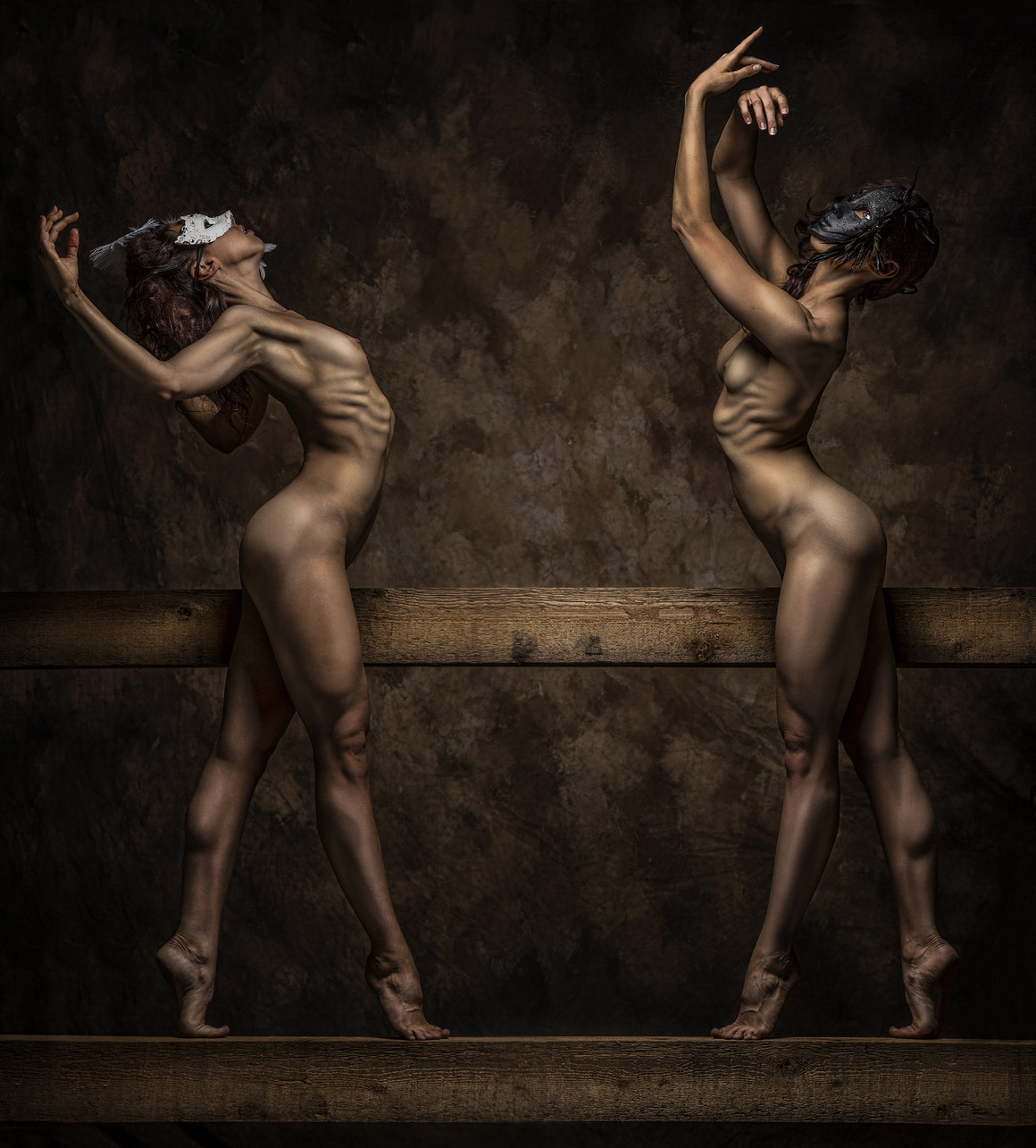 nude art limited edition print