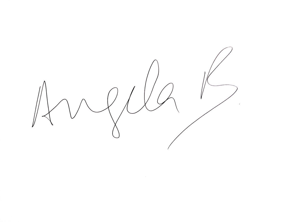 Angela, photography 2016