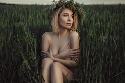 Harvest mother