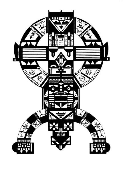 The Celestial Aztec