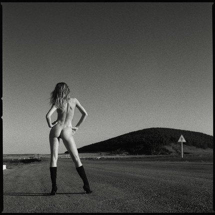 Bus Stop Nude