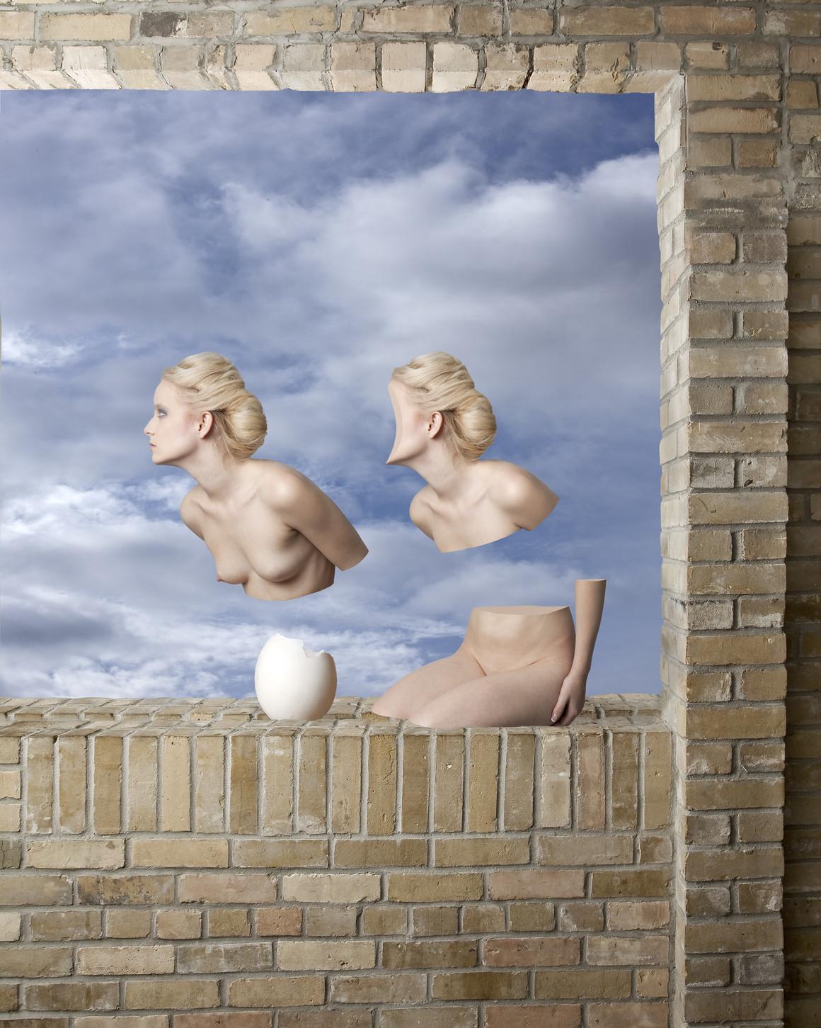 Dream on Window Sill
